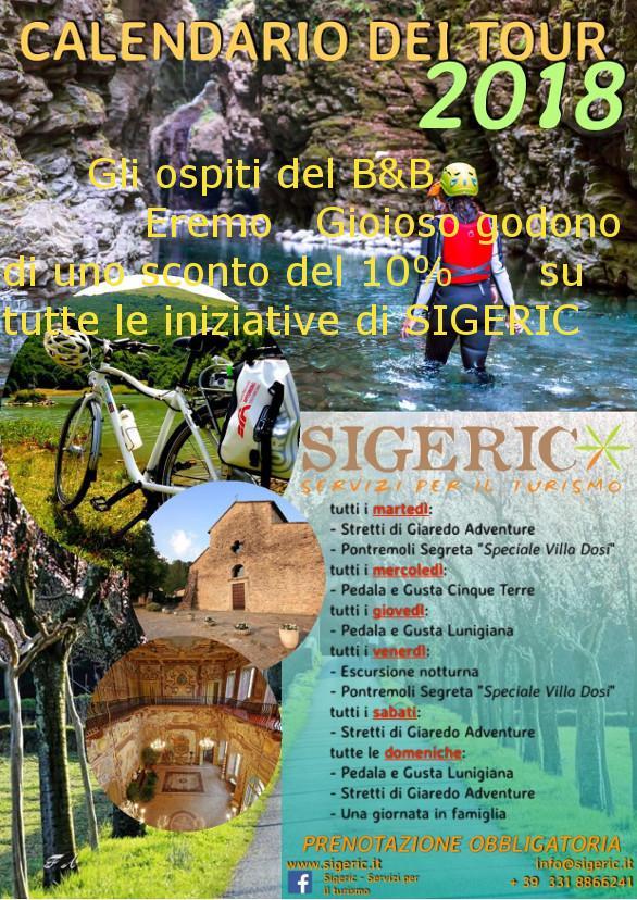 Visitare gli Stretti di Giaredo con le guide Sigeric/Farfalle in cammino